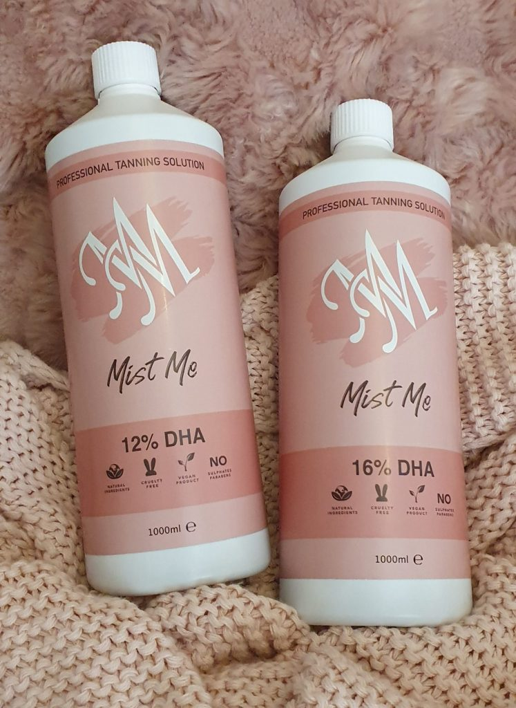 Mist Me Professional Tanning Solution